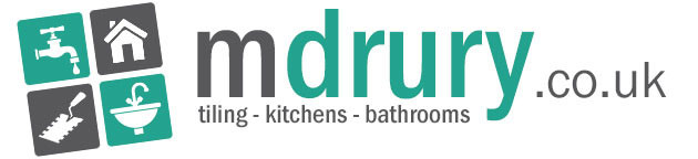 M Drury Tiling – Bathrooms – Kitchens